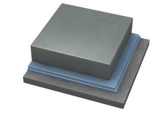 Pavimento Industriale di Poliuretano-Cemento