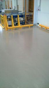 Per le pavimentazioni del settore meccanico, Basic LEP