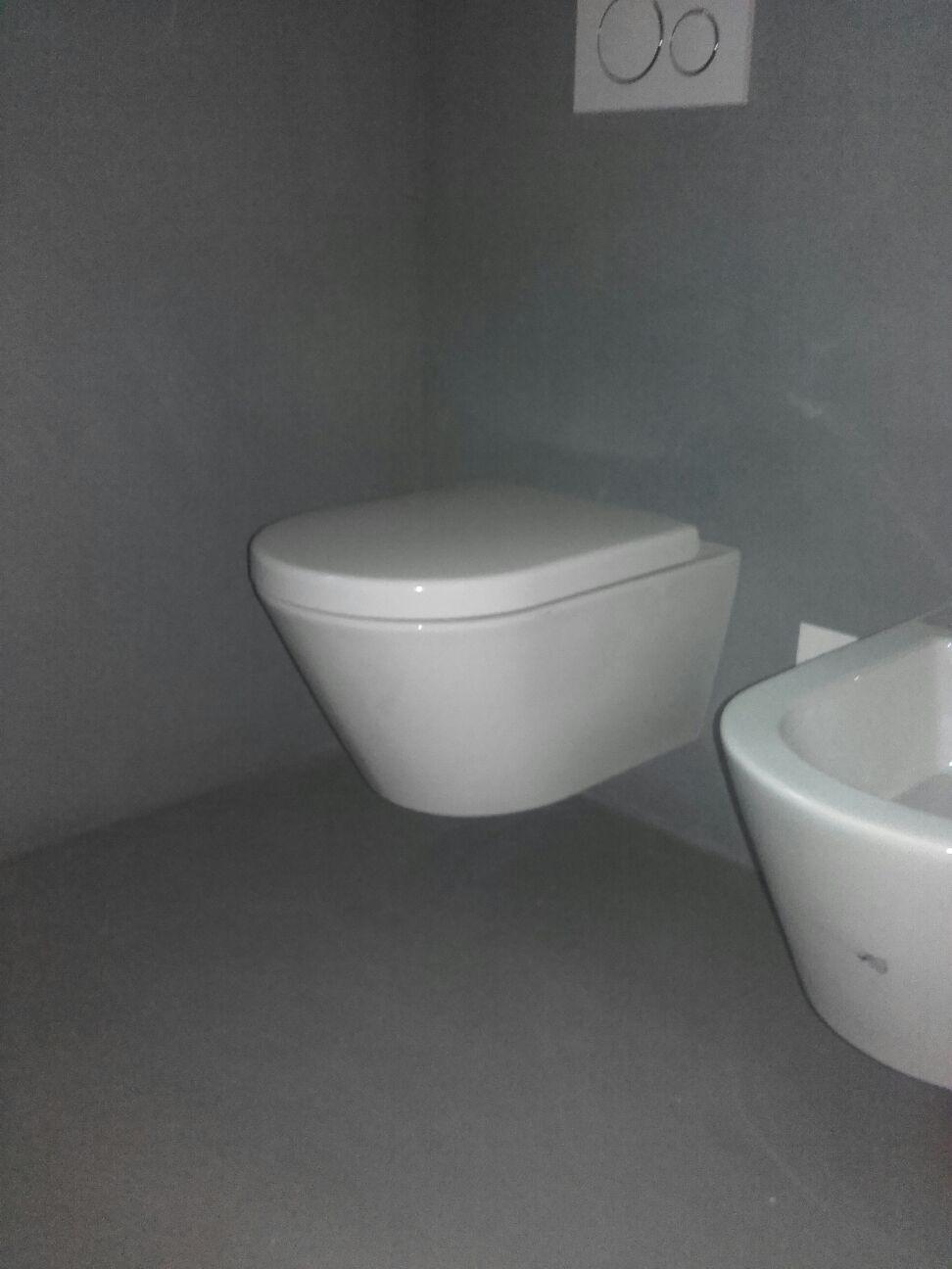 Pareti in resina archivi tecnosar - Resina per pareti bagno ...