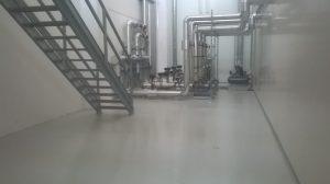 Per le pavimentazioni degli ambienti chimici ecco Basic Voltec AST / ESD