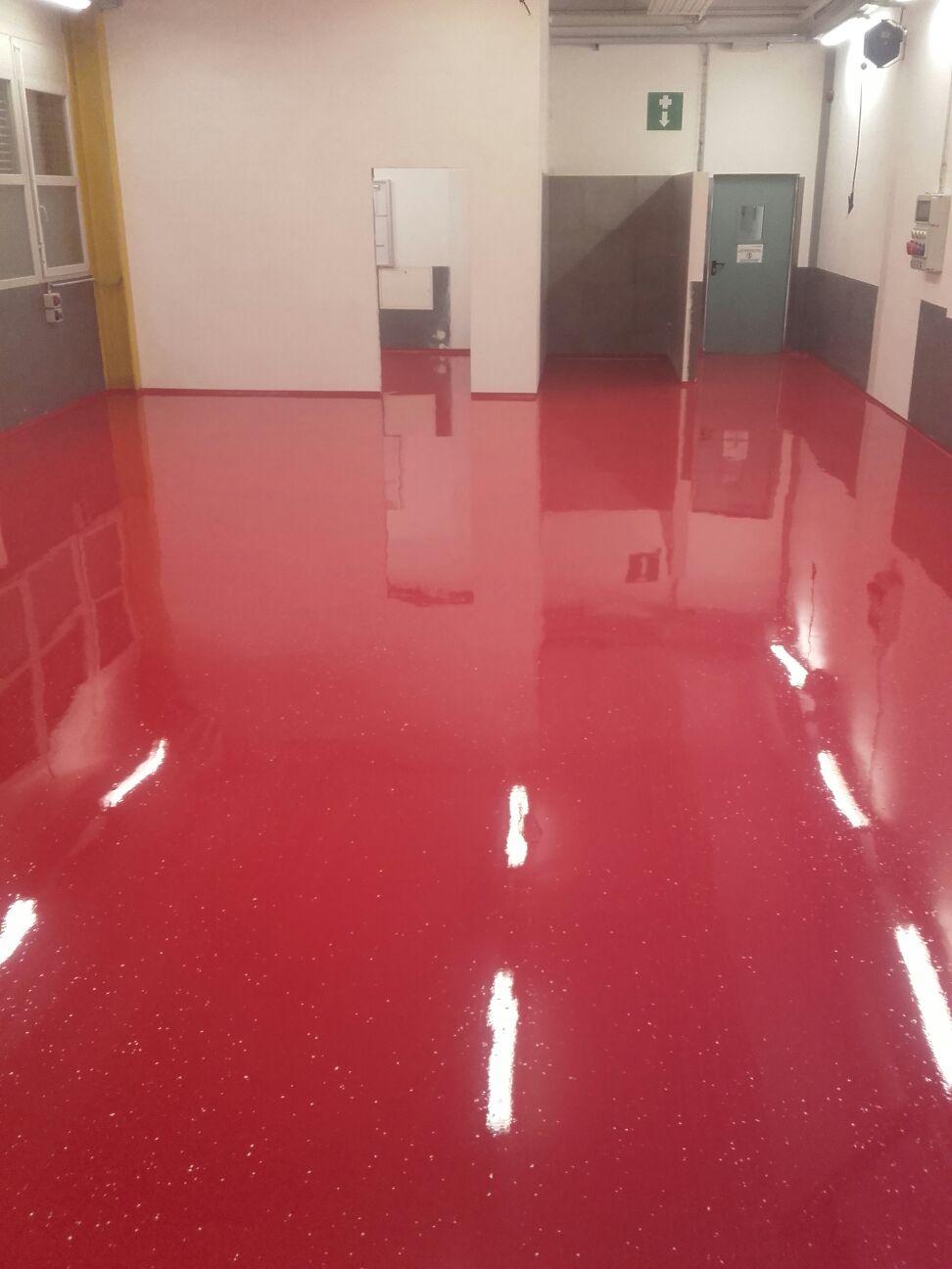 Il rivestimento multistrato in resina, il pavimento ideale per l ...