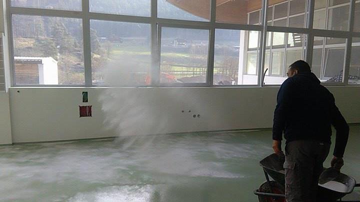 Pavimenti in resina a Lodi e provincia e tutto il Nord Italia